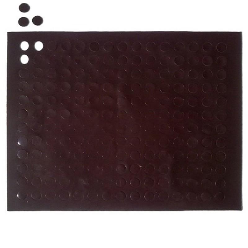 Pul Mıknatıs -1.5 cm (Yapışkanlı)